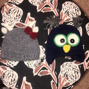 Other - Blueberry hill knitted winter hats